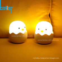 Rechargeable led night light Baby Chicken Bedside Lamp