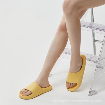 Zapatillas cómodas antideslizantes de verano para mujer de EVA