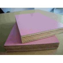 Меламиновая ламинированная фанера для мебели и декорирования