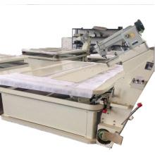 mattress tape edge machine with chain stitch sewing head