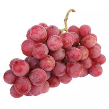 uvas rojas del sur de China