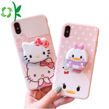 Durable 3D Phone Case Lembut Siilcone Pelindung Shell