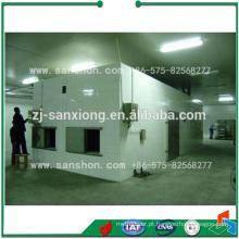 Máquina de secagem Tipo de túnel Pet Food Dryer Machine