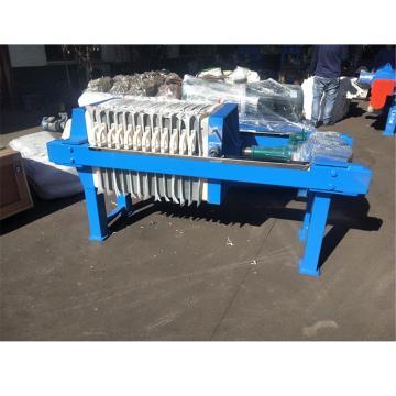 Filtre-presse professionnel Hepa pour le traitement des eaux usées