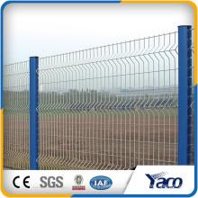 Most popular green vinyl coated welded wire mesh