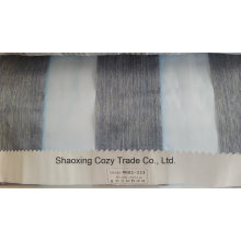 New Popular Project Stripe Organza Voile Sheer Curtain Fabric 0082121