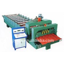 828 máquina automática formadora de rollos de azulejos