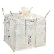 Top Shirt Bulk Bags Jumbo Bag FIBC for Packing Kaolin China Clay
