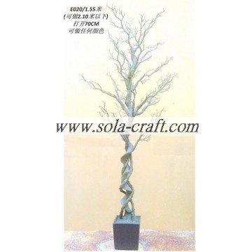 150CM Partei Crystal Plastic Tree zum Wishing
