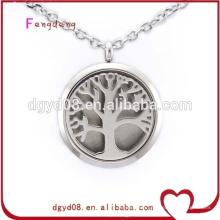 stainless steel locket jewelry set floating charms lockets pendants