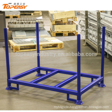 Topeasy Industry customize stackable heavy duty frame rack for goods storage