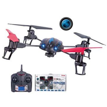 Drone modelo de alto grado 2.4G 4 canales R / C 6 ejes con cámara Gyro y USB (10168751)