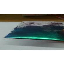 Pigmento camaleão / Espelho Cromo efeito Pigmento para Nail Art, decoração do carro etc