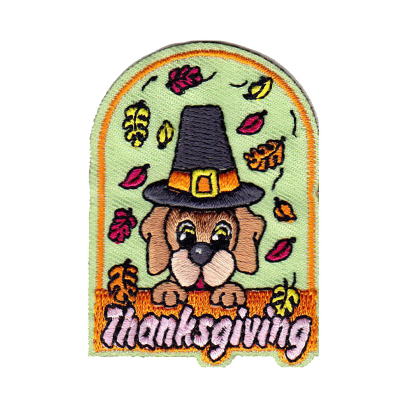 Thanksgiving Holiday Patch