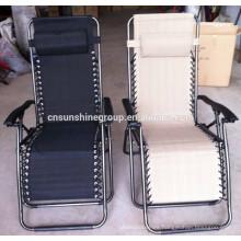 Portátil plegable silla de salón al aire libre