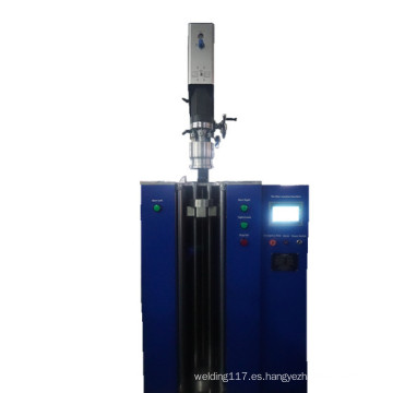 Máquina de paleta tubular ultrasónica