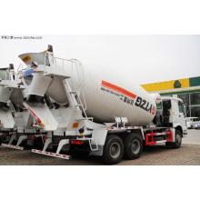 HOWO 6 * 4 Betonmischwagen Zement Transport LKW