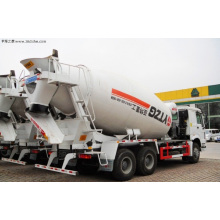 Camión de transporte de hormigón HOWO 6 * 4 Concrete Mixing Cement Truck