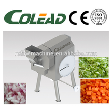 Hot sale SUS 304 onion dicer/vegetable cutter/potato dicing machine/cutting machine/3d dicer for vegetables