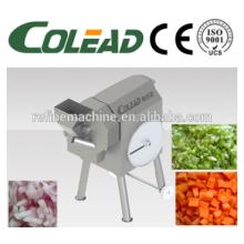 Venda quente SUS 304 cebola dicer / cortador vegetal / máquina de corte de batata / máquina de corte / 3d dicer para vegetais