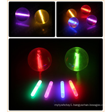 2016 New Products Glow Bouncing Ball