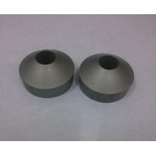 Peça sobresselente personalizada forma do atarraxamento do carboneto de tungstênio