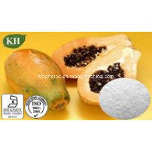 Pure Natural Papaya Extract Papain 100- 2000000 (luz ultravioleta / UV), Enzima Digestiva
