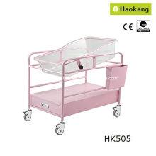 Cochecito de bebé médico ajustable para el hospital (hk505)