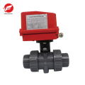Technology standard electric types of control valves