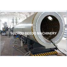 Réservoir de refroidissement de calibrage de vide de grand diamètre de tuyau de PE