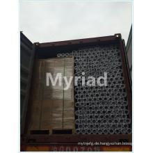 Doppelseitige Aluminiumgewebe PE-Beschichtung