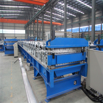 Double-Layer Roll ehemalige/Forming Machine