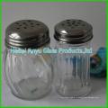 Завод Оптовая 80 Ml стекла приправа специи бутылка барбекю перца соль стеклянная бутылка