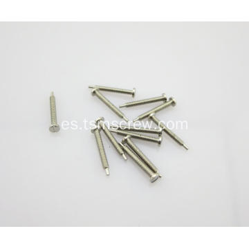Acero inoxidable Self Tapping tornillos para reparar