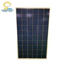 panel solar El mejor precio de célula solar, panel solar de alta eficiencia, 5W-300W produce