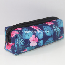 Promosi Sublimation Zippered Pensil Case