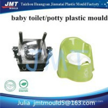 OEM customized baby potty/closestool plastic injection mold tooling manufacturer