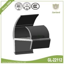 Junta de puerta de camión PVC H Ancho de sello 28 mm
