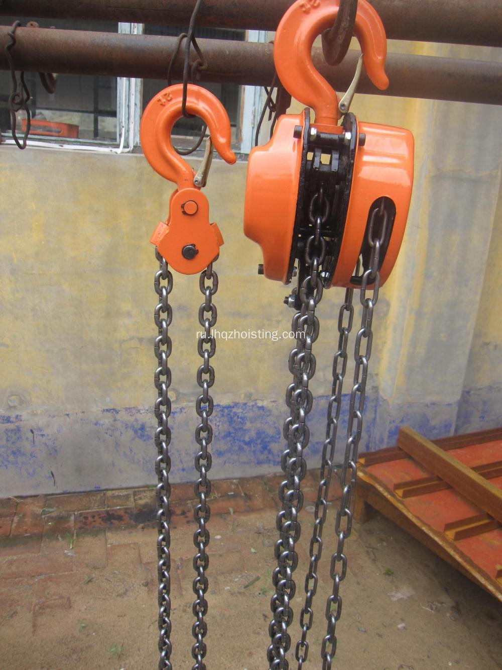 2+ton+round+shape+chain+hoist