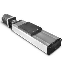 Customized 120mm width linear motion actuators for horizontal and vertical movement