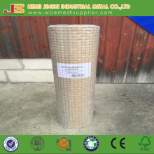 Galvanized Welded Wire Mesh Made in China
