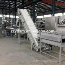 Complete cashew apple juice processing line