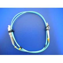 10g Om3 LC/PC-SC/PC Duplex Fibre Patch Cords
