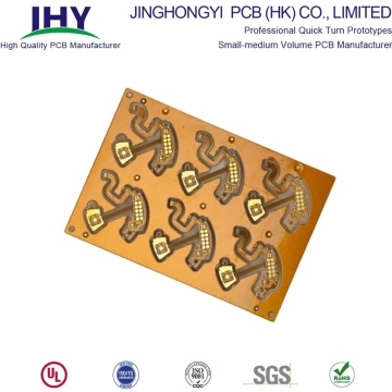 2 Layer PI Thick Copper Flexible PCB