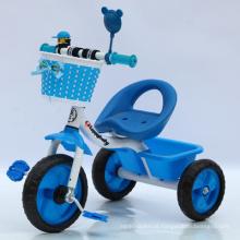 2016 a mais recente triciclo infantil com 3 rodas para bicicleta de crianças