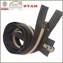 Two Way Plastic Zipper (#5)