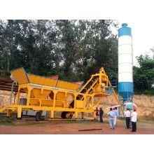 Planta móvil de hormigón Yhzs 25 (25m3 / h)