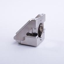 CNC de alta precisão que faz à máquina caixa de relógio inoxidável