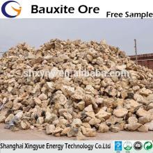 60%-88% Al2O3 calcined bauxite for sale gibbsite bauxite