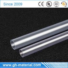 Buntes rundes transparentes Plastikmöbel PVC-Rohr